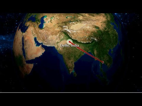 Traveling India: Delhi