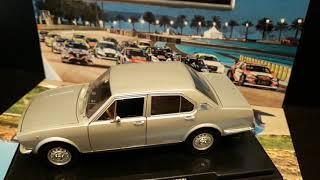 1:24 collection car ALFA Romeo Alfetta 1.8 1972