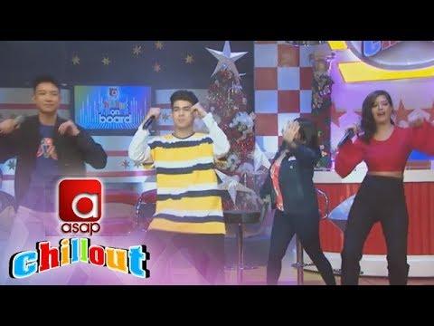 ASAP Chillout: Inigo Pascual sings 'Dahil Sa'yo'