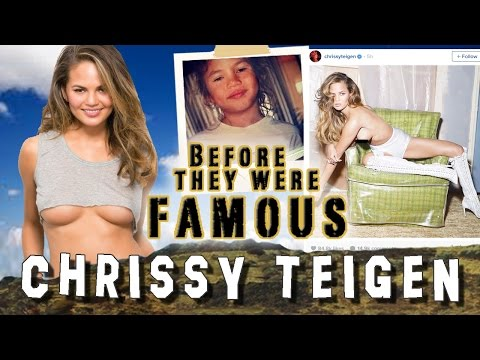 CHRISSY TEIGEN - Before They Were Famous