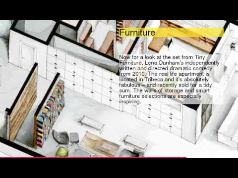 Watercolor Floorplans From Recent Television Shows And Films Youtube