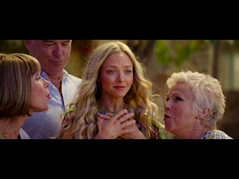 Mamma Mia! Here We Go Again - In Cinemas Everywhere