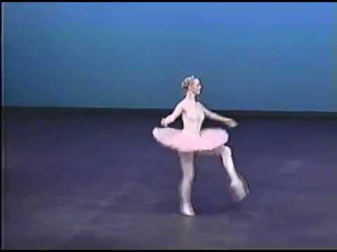 2001 International Ballet Competition in Helsinki - Renée (Paradis) Black - Le Corsaire