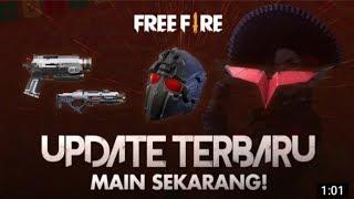 Free fire new guns:-hand cannon,plasma gun,anti-matarial launcher||new gilder and level 4 healmet