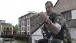 Bear Grylls Urban Survival Lesson 1 t/m 4