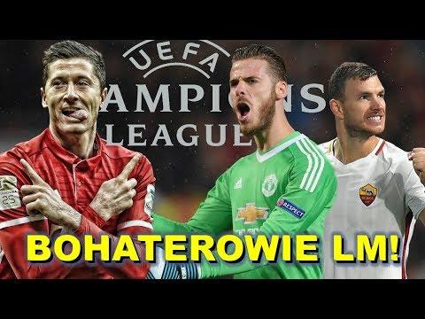LIGA MISTRZÓW - Podsumowanie | Bayern gromi | Chelsea z szansami na awans!?