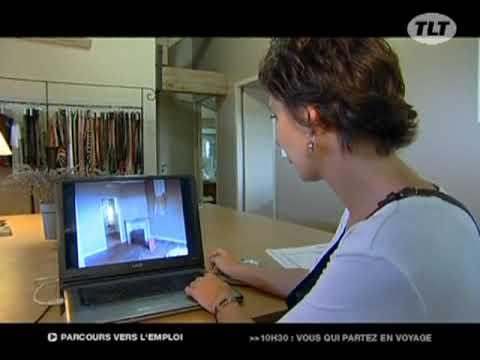 Julie berenger architecte d 39 int rieur toulouse youtube for Architecte interieur toulouse