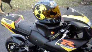 Custom X19 GSXR 1000 160cc super pocket bike