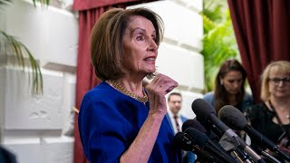 Pelosi: Trump engaged in a 'cover up'