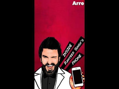 Inside Ranveer Singh's Phone   Ranveer - Deepika Wedding Special Mp3