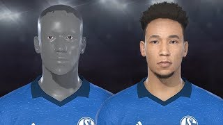 PES2018 | Relinking Faces (Fix Grey Skin/Missing Textures)