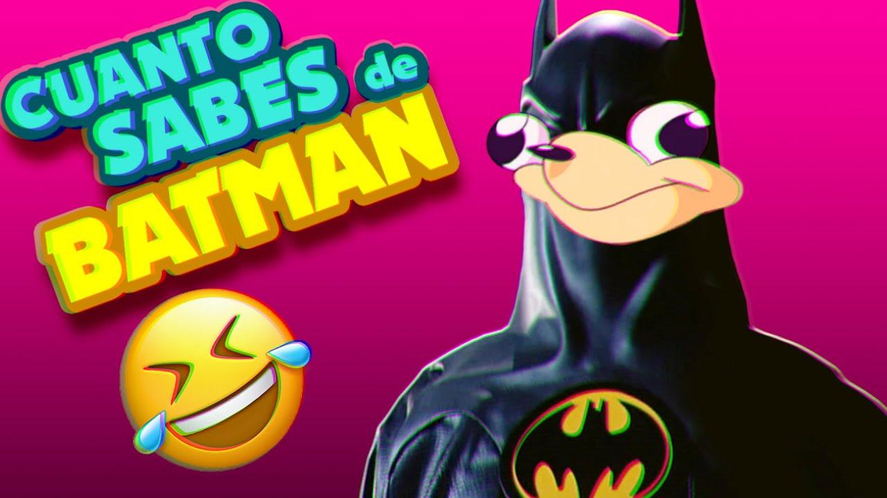 Trivial de BATMAN | ¿Cuánto sabes sobre BATMAN?