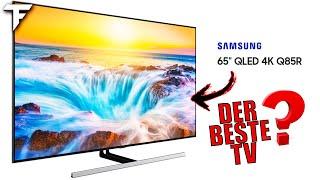 Fernsehen der Zukunft SCHON HEUTE⁉️ | Samsung QLED Q85R