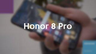 Видеообзор смартфона Honor 8 Pro