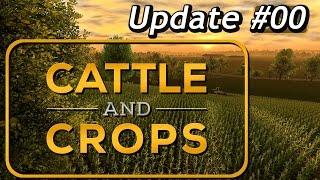 Cattle And Crops UPDATE #00 Pilotfolge! Teaser Analyse und kleine Vorschau deutsch HD