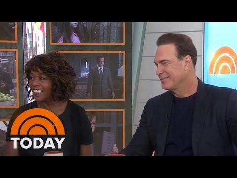 Alfre Woodard: I Won 'Cool Mom' Points With My Kids For Being In 'Lemony Snicket'  TODAY