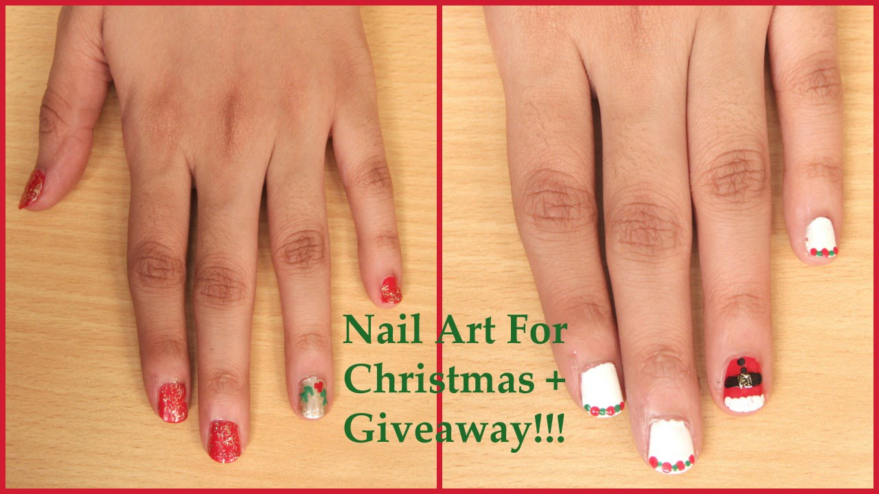 Cutepolish christmas giveaways