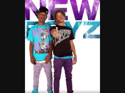 New Boyz - Tie Me Down