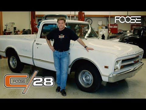 """Foose Design 1967 Chevy """"C/28"""" Project – Build Overview And Rendering (Part 1/8)"""
