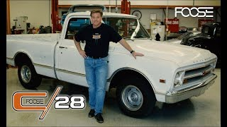 "Foose Design - 1967 Chevy ""C/28"" Project – Part 1/8 (Build Overview and Rendering)"