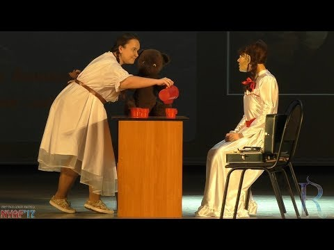 NYAF 2017. Vipera, Zoi-sito (Самара): Annabelle: Creation - Annabelle, Bee Mullins