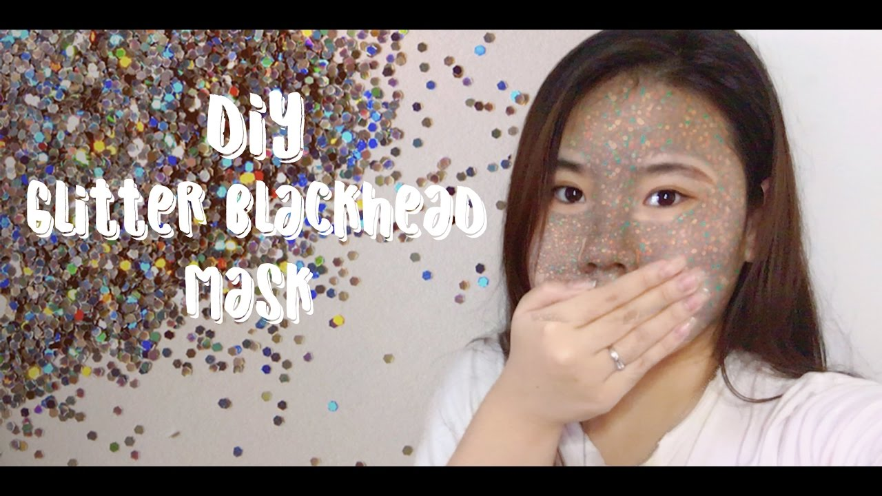 Diy glitter peel off blackhead mask do it yourself youtube diy glitter peel off blackhead mask do it yourself solutioingenieria Images