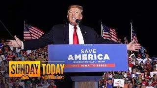 Trump Hints At 2024 Rขn As He Battles Jan. 6 Committee