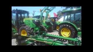 Wystawa Zwierząt Hodowlanych i Maszyn Rolniczych w Sitnie 2015