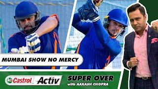 MUMBAI HAMMER KOLKATA again   DEL vs CHEN   RAJ vs BEN   Castrol Activ Super Over with Aakash Chopra