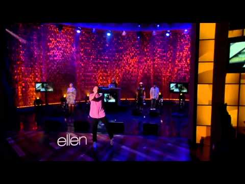 Macklemore Ryan Lewis Same Love On The Ellen Show