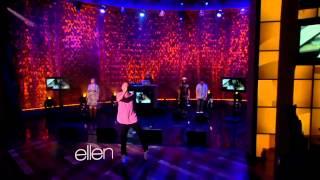 Macklemore Ryan Lewis Same Love On The Ellen Show
