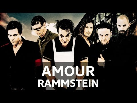 Rammstein – Amour (fingerstyle solo guitar cover +tabs)