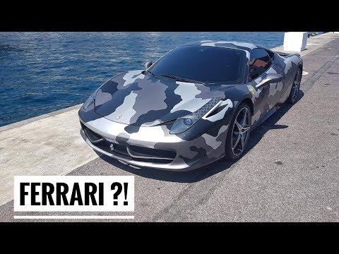 Rouler en Ferrari: Oui ou Non ?