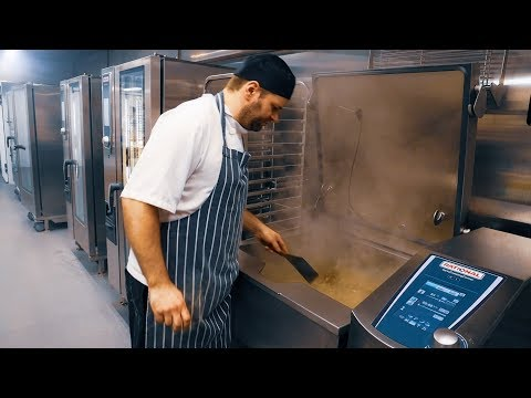 RATIONAL Equipment At Heart Of Kitchen Modernisation | Restaurant Loudons Edinburgh