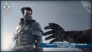 assassin s creed rogue world premiere cinematic trailer anz