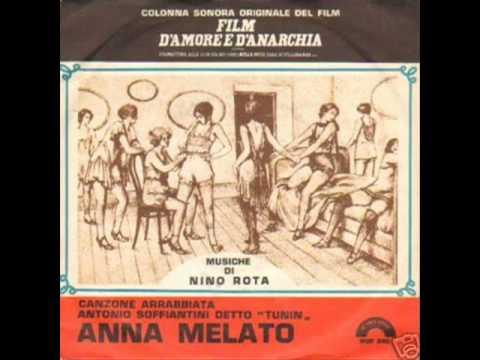 Anna Melato - Canzone Arrabbiata (1973)