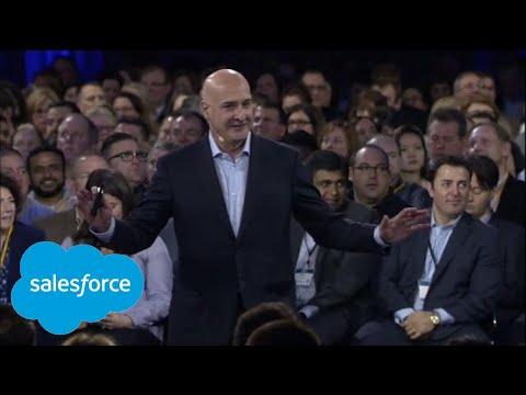 Part 2: Corporate Overview — Salesforce World Tour Boston Keynote 2016