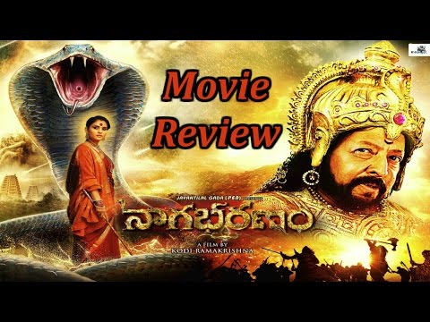 Nagabharanam Telugu Movie Review & Rating...
