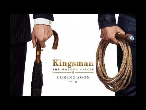 "Kingsman: The Golden Circle OST - Elton John - ""Saturday Night's Alright for Fighting"""