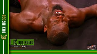 Dorticos vs. Tabiti RESULTS -- Mayweather Promos Andrew Tabiti KNOCK'D OUT single punch by Dorticos