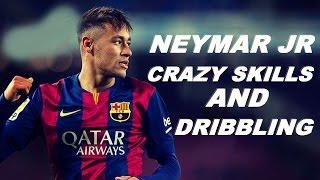 Neymar Jr ● Crazy Skills and Dribbling