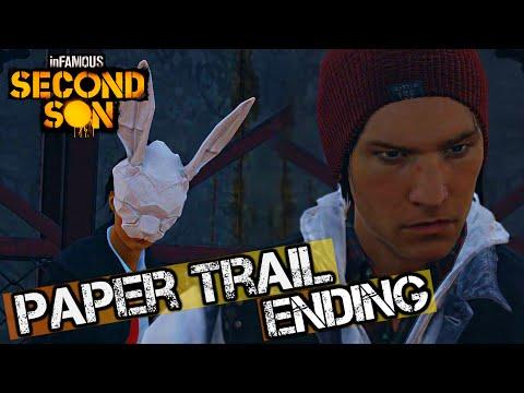 Infamous Paper Trail Part 3 Full Walkthrough - Infamous: Second ... | 360x480