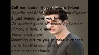 Charlie Puth - One Call Away [Traduction Française]