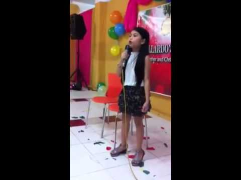 amazing kid sing  bring me to life  Evanescence