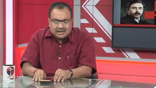 TOUGH TALK WITH RHITOBRATA : KUNAL GHOSH. PART 3