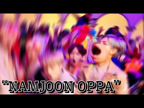 BTS 'IDOL' MV But The Editor's A Namjoon Stan