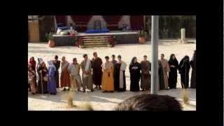 Tineo. 2º dia - Representación de la Pasion de Cristo (El Paso) - Istan (Malaga) -- 29-mar-13