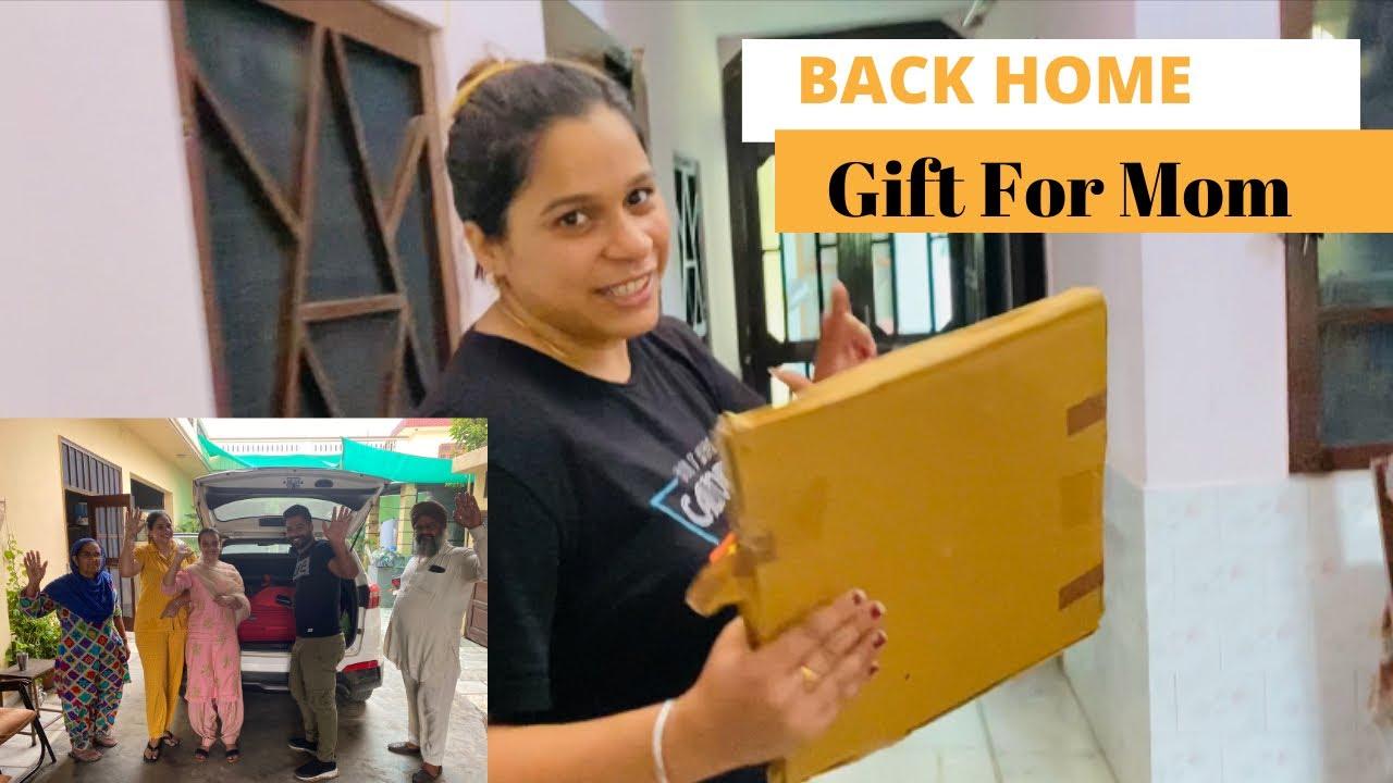 Kashmir Da Special Gift For Mom & Challenge For Pawan   Back Home   Pinder Pawan