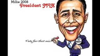 Obama ft. Lil Wayne - A Millie RmX