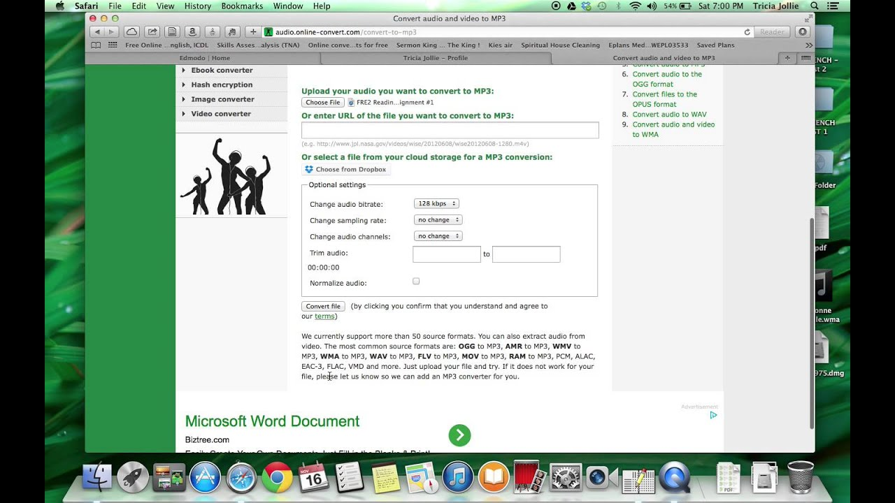 Online-Convert com Review: Convert Your Files Anonymously